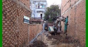 Dịch vụ thi công đóng cừ tràn móng nhà tại TPHCM