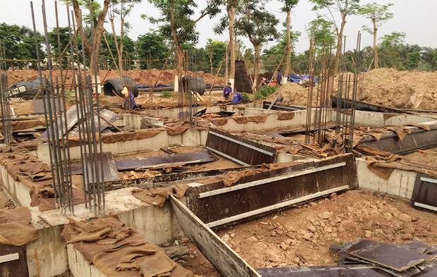 Sự cố thi công nền móng công trình nguyên nhân do đâu?: Vấn đề trong khâu thi công nền móng công trình
