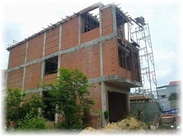 Dự tính chi phí xây nhà gồm những phần nào ?